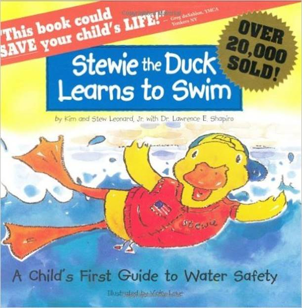 fun books for kids end drowning now