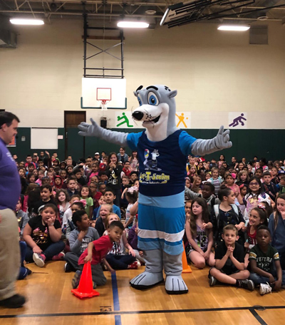 school Show Character 2019-School Safety Shows